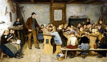Народная школа