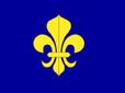 Bandera reino franco