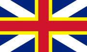 British Imperial Flag 1720-1796