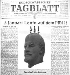 LeninAufdenMüll1946