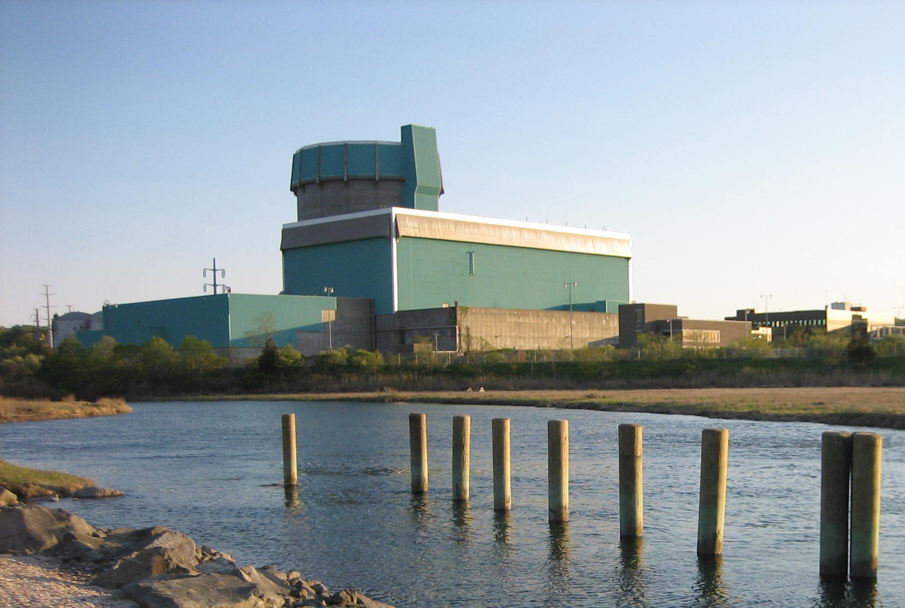 Shoreham Nuclear Power Plant 1983 Doomsday