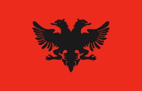 Флаг Албании-0