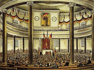 Франкфуртское нацсобрание