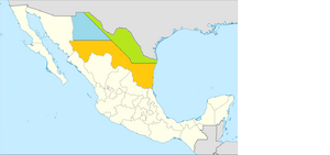 Chan Santa Cruz-Texas Border
