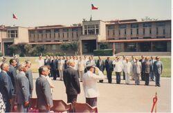 Ex alumnos Escuela Militar - Coronel (r) Stack