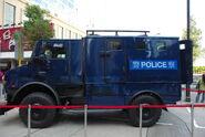 Hong Kong Police Unimog 1
