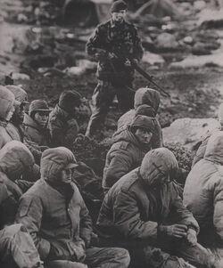 Soldados Argentinos Prisioneros