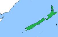 Карта Новой Нормандии