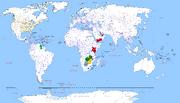 British Colonies 1962 GNW