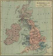 British isles 802