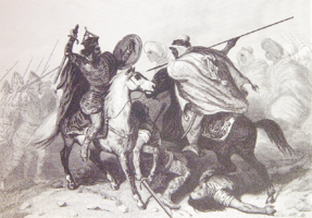 Hispano-Moroccan War illustration