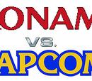 Konami vs. Capcom (Ohga Shrugs)