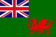 (Europe) Welsh Unionist Flag