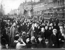 Московские суфражистки