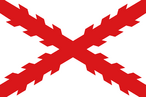 Флаг Бургундии