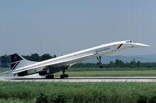 British Airways Concorde G-BOAC 02