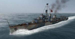 HMS Matilda