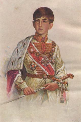 File:Njegovo Kraljevsko Visocanstvo - kralj Petar II od Jugoslavije.png