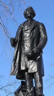 Statue of John A. McDonald