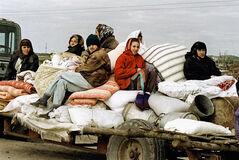 Беженцы из Дагестана