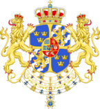 Герб Густава IV