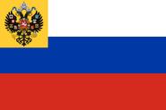 Bandera del Imperio Ruso para uso privado (1914-1917)