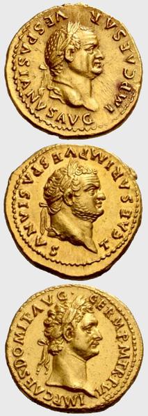 Flavian money