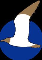 Gaviota Reidora - Insignia (HunterEND)