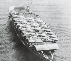 JapanFlugzeugmutterschiff