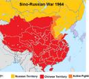 Sino-Russian War (Land of Empires)