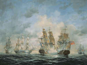 19th-century-naval-engagement-in-home-waters-richard-willis