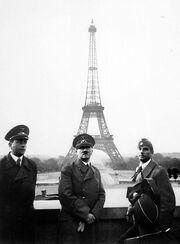 Nazis in Paris