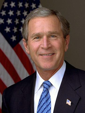 File:Official portrait of George W. Bush.png