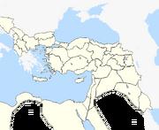 Ottoman Empire in 1900