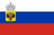 Bandera Rusia (La Elección del Zar)