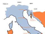 Kingdom of the Lombards (Saint Muhammad)