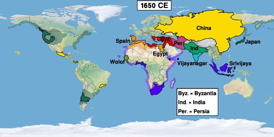 Image map world 1650 easternized worldg alternative history map world 1650 easternized worldg gumiabroncs Choice Image