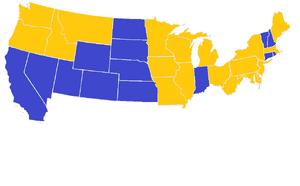 US 1976 Electoral Map CDM