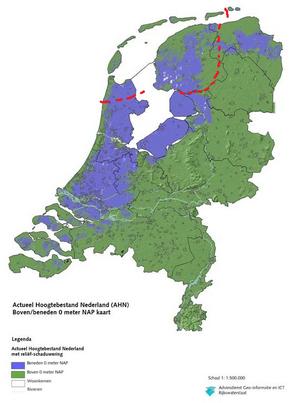 Frieslandmap