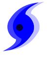 Halifax Hurricanes logo 1951-1979 (AFL) (Alternity).png