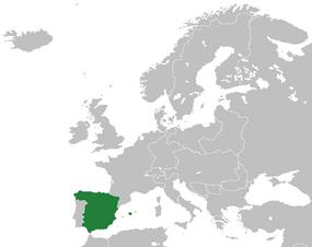Spain -1872