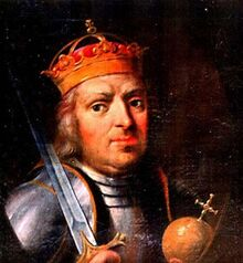 Георг Великий в молодые годы
