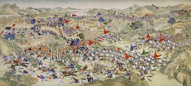 Наступление Сянской армии