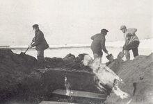 Похороны трупов в Поволжье