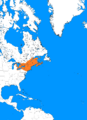 1400, Time of book, continued war between norse and huron little expansion population on the east coast continues to explode taking popultion to 4 million.png