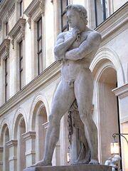 800px-Spartacus statue by Denis Foyatier