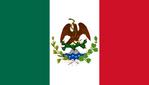Bandera de la República Central Mexicana