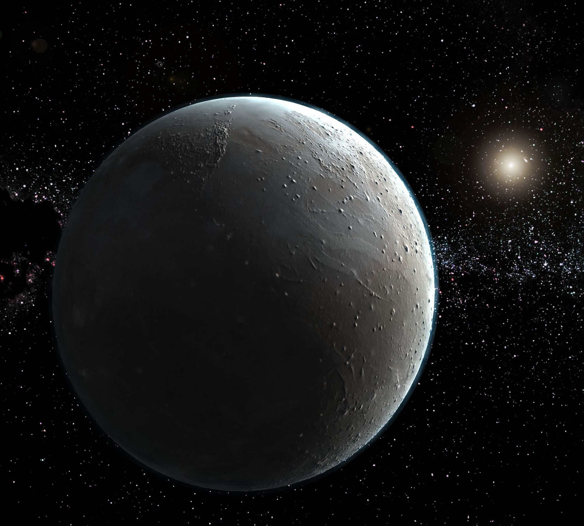 pluto planet images - 936×622