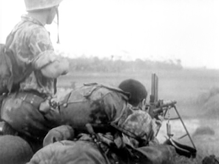 Japanese invasion of french indochina yellowstone 1936 french foreign airborne 1st bep firing with a fm 2429 during an ambush publicscrutiny Choice Image