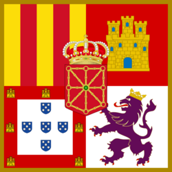 Royal Banner of Iberia 1466